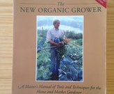 Eliot Coleman's The New Organic Grower, pic courtesy of Sarah Husher