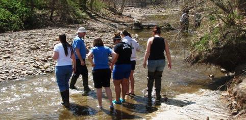 Euclid Creek Volunteer Monitoring Program